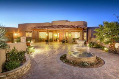 Single Family Home For Sale: 12751 E Camino Ancho