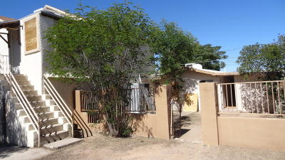 Tucson Single Family Home For Sale: 150 W Lincoln Street