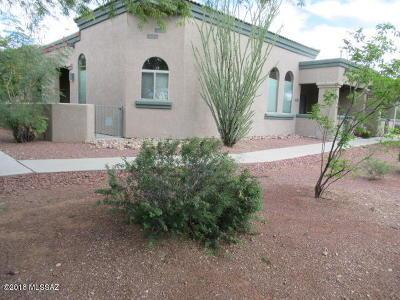 Tucson AZ Single Family Home For Sale: $124,500