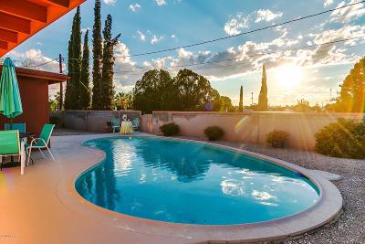 Tucson AZ Single Family Home For Sale: $224,900