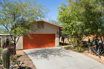 Tucson Single Family Home For Sale: 2965 N Palo Verde Avenue
