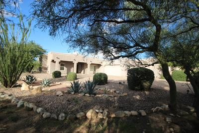 Pima County, Pinal County Single Family Home For Sale: 14003 E Wild Jesse Way