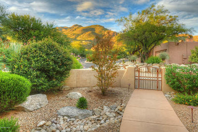 Tucson Single Family Home For Sale: 6330 N Calle Tregua Serena