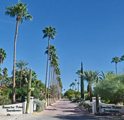 Tucson Townhouse For Sale: 828 W Safari Drive