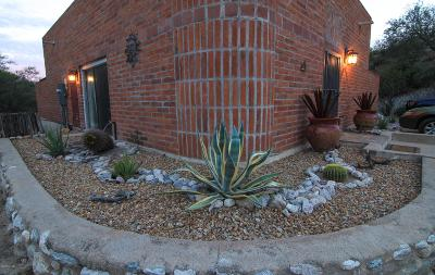Tucson Single Family Home For Sale: 4510 N Alvernon Way
