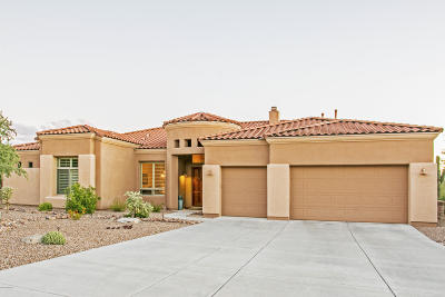 Marana Single Family Home Active Contingent: 6041 W Double Green Lane