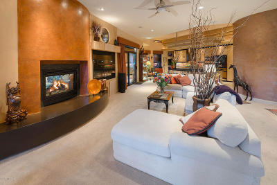 Tucson Single Family Home For Sale: 8701 N Sam Snead Drive