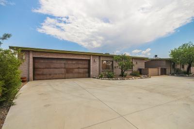 Single Family Home For Sale: 10821 E Calle Desierto