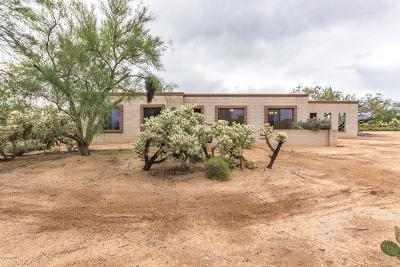 Oro Valley Single Family Home For Sale: 11377 N Vista Del Sol
