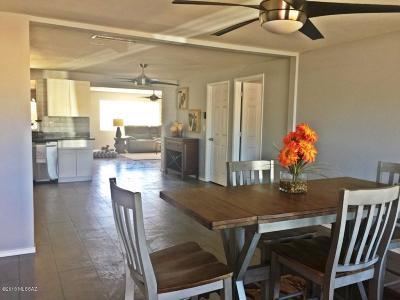 Tucson Single Family Home For Sale: 5215 N Whispering Hills Lane