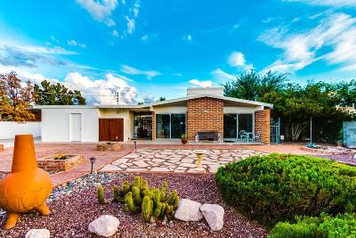 Tucson Single Family Home Active Contingent: 5841 E Hampton Street