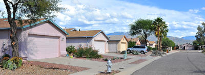 Tucson Single Family Home Active Contingent: 9017 E Glenmont Drive