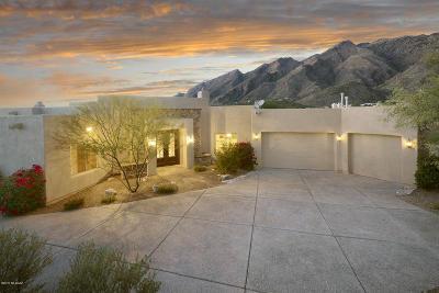 Tucson Single Family Home For Sale: 6480 N Placita De Tia Ro