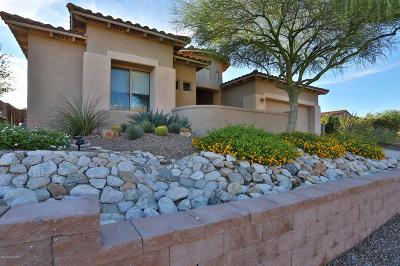 Tucson Single Family Home Active Contingent: 6199 N Placita Pajaro