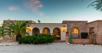 Tucson Single Family Home For Sale: 1500 E Via Soledad