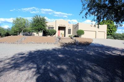 Rio Rico Single Family Home For Sale: 18 Camino Olympia