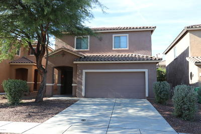 Sahuarita Single Family Home For Sale: 128 W Camino Cuesta Abajo