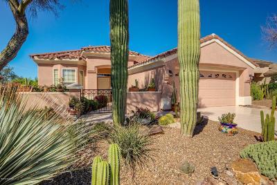 Marana Single Family Home For Sale: 13575 N Sunset Mesa Drive