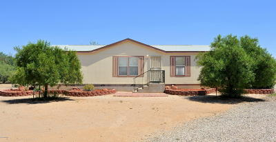 Manufactured Home Active Contingent: 5710 N Avra Road