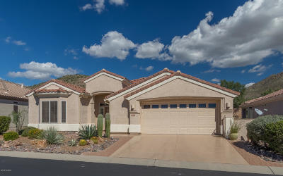 Marana Single Family Home Active Contingent: 5062 W Coyote Gulch Loop