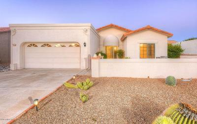 Oro Valley Single Family Home Active Contingent: 14280 N Rusty Gate Trail