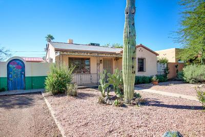 Single Family Home For Sale: 1202 E Alta Vista Street