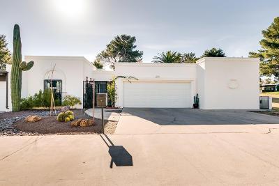 Pima County, Pinal County Townhouse For Sale: 6614 E Villa Dorado Drive