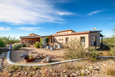 Vail Single Family Home For Sale: 9761 E Ocotillo Rim Trail