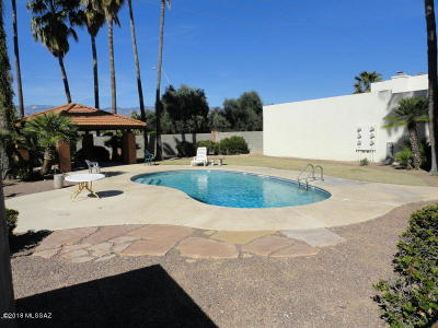 Tucson Condo For Sale: 9350 E Speedway Boulevard #24