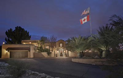 Catalina Foothills Estates, Catalina Foothills Estates #10 (259-278), Catalina Foothills Estates No. 2, Catalina Foothills Estates No. 3, Catalina Foothills Estates No. 4 (401-428), Catalina Foothills Estates No. 5, Catalina Foothills Estates No. 6 (1-54), Catalina Foothills Estates No. 7 Single Family Home For Sale: 5530 N Camino Escuela