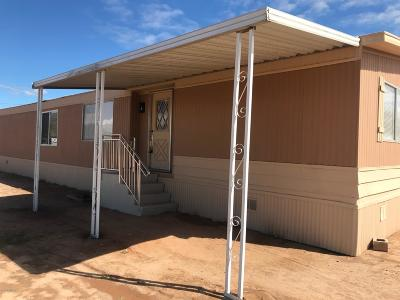 Marana Manufactured Home For Sale: 12062 N Puma Road