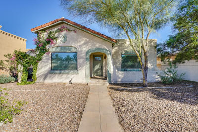 Tucson Single Family Home Active Contingent: 2615 E 6th Street