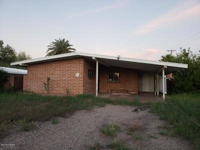 Single Family Home Active Contingent: 602 N Palo Verde Boulevard