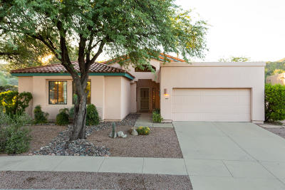 Tucson Single Family Home For Sale: 3490 W Quail Haven Circle