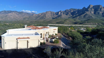 Oro Valley Single Family Home For Sale: 11590 N Civano Place