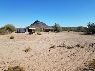 Residential Lots & Land Active Contingent: 10720 W Mars Road