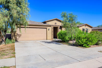 Tucson AZ Single Family Home For Sale: $175,000