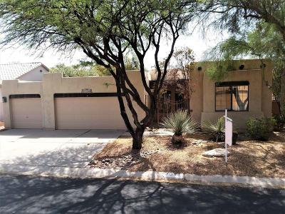Tucson Single Family Home For Sale: 11380 N Scioto Avenue