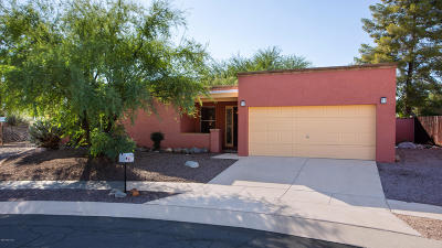 Tucson Single Family Home Active Contingent: 1734 S Pebble Beach Avenue