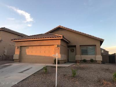 Marana Single Family Home Active Contingent: 11161 W Flycatcher Drive