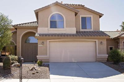 Oro Valley Single Family Home For Sale: 2210 E Bedrock Lane