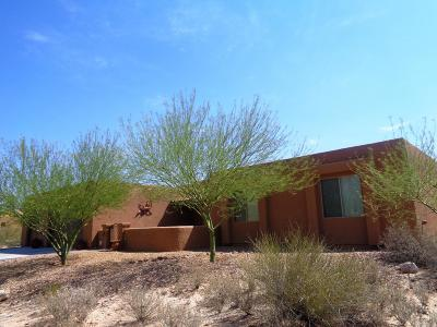 Oro Valley Single Family Home For Sale: 10000 N Wild Creek Drive
