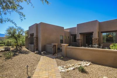 Pima County Single Family Home For Sale: 442 E Sun Spring Place