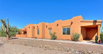 Marana Single Family Home For Sale: 31836 E Condor Court