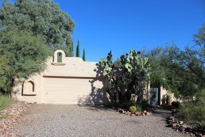 Tubac Single Family Home For Sale: 4 Boquillas Court