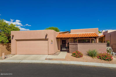 Tucson Single Family Home For Sale: 5848 N Bright Star Drive