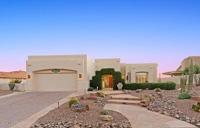 Single Family Home Active Contingent: 37340 S Ocotillo Canyon Drive