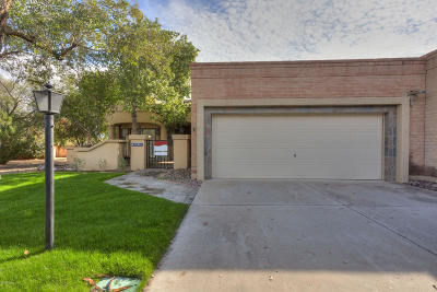 Tucson Townhouse For Sale: 7090 E Calle Arandas