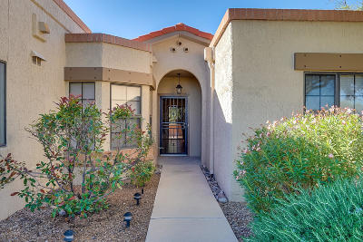Oro Valley Townhouse Active Contingent: 14393 N Copperstone Drive