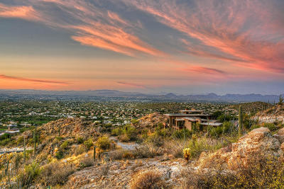 Tucson Residential Lots & Land For Sale: 6822 N Hole In The Wall Way #38